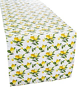 Lemons Table Runner