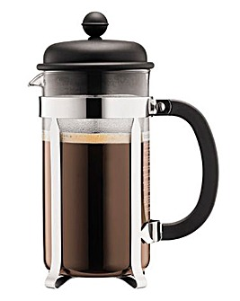 BODUM Caffettiera 8 Cup Coffee Maker Black