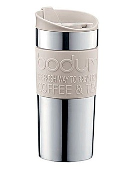 BODUM Stainless Steel Travel Mug 0.35L
