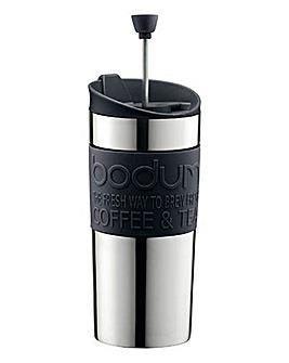 BODUM Travel Press Set Coffee Maker With Spare Lid