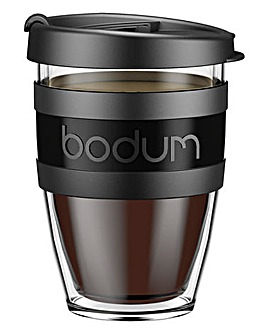 BODUM Joycup Travel Mug Acrylic Black