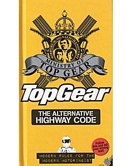 TOP GEAR ALTERNATIVE HIGHWAY CODE - BOOK