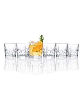 RCR Chic Whisky Tumblers Set of 6