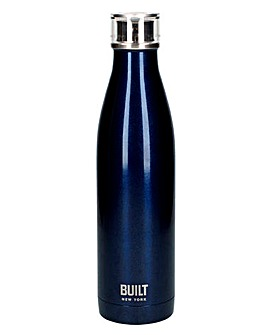 Built Metallic 750ml Water Bottle