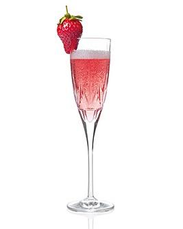 RCR Chic Champagne Glasses Set of 6
