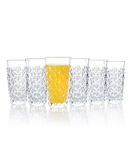RCR Enigma Hi-Ball Tumblers Set of 6