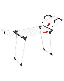 Vileda Premium Airer & Detachable Wing