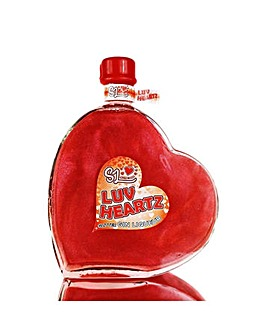 Sweet Little Luv Heartz Glitter Bomb Gin Liqueur 50cl