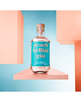 Firebox Peach Bellini Gin Liqueur 50cl