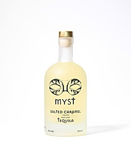 Myst Salted Caramel Tequila Liqueur 70cl