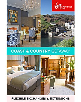 Coast and Country Getaway for Two