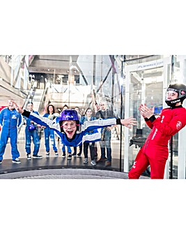 iFLY Indoor Skydiving for One