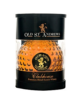 Old St Andrews Whiskey Gold Ball 100cl