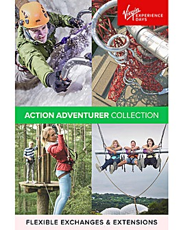 Action Adventurer Collection - Over 30 Experiences to Choose From