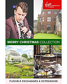 Merry Christmas Collection - Over 90 Experiences to Choose From
