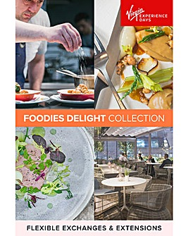 Foodie Delight Collection - Over 30 Experiences to Choose From