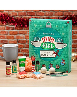Friends Central Perk Bath and Body Advent Calendar