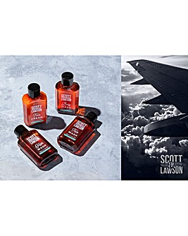 Scott & Lawson Flight Club Travel Tin
