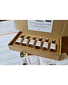 Guide to Whisky at Home with an Online Tutorial and Tastings