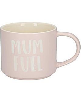 Ava & I Mum Fuel Wax Resist Mug