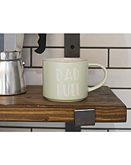 Ava & I Dad Fuel Stackable Mug