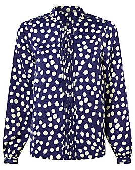 Monsoon Samara Spot  Blouse