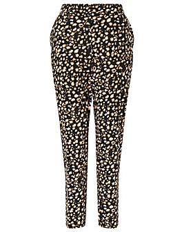 Monsoon Camillia Animal Print Trouser