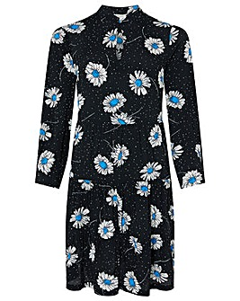 Monsoon Daniella Daisy Print Dress