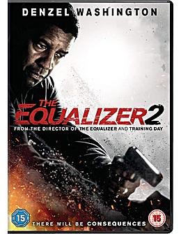 Equaliser 2 DVD