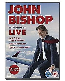 John Bishop Wingin It DVD