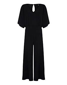 Mela London Curve V Neck Jumpsuit