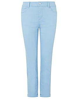 Monsoon Idabella Capri Denim Jean
