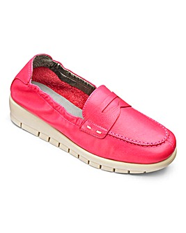 Aerosoles Elasticated Topline Slip On Shoes Standard D Fit