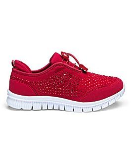 Cushion Walk Leisure Shoes E Fit