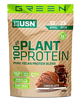 USN Plant Protein 900g Chocolate