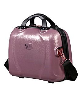 IT Luggage Sparkle Vanity Case