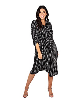 Scarlett & Jo Lollidot Shirt Dress