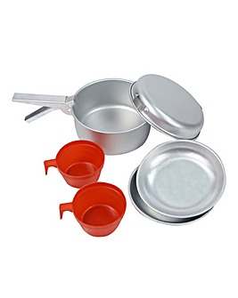 Regatta 2 Person Alu Cookset