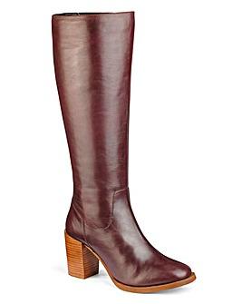 Heavenly Soles Boots EEE Standard Calf
