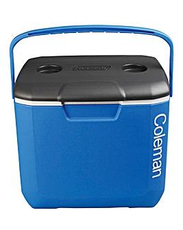 Coleman 30QT Tri Colour Cooler