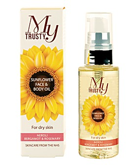 NHS My Trusty Face and Body Oil