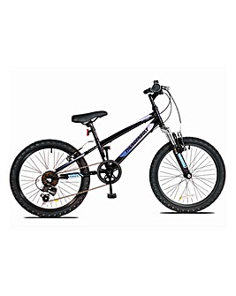 Concept Thunderbolt FS 9.5'' Boys Bike