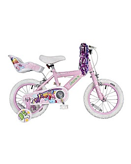 Concept Unicorn 7.5'' Girls Bike