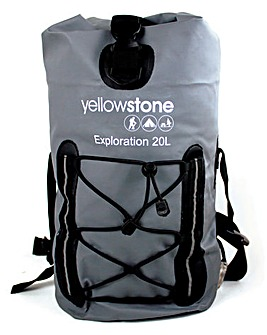 Yellowstone Explore 20L PVC Rucksack