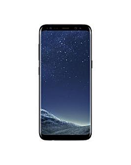 Samsung S8 64GB Sim Free Black