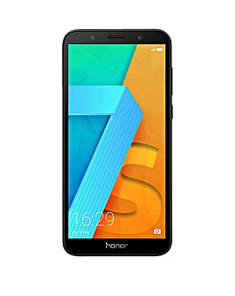 Honor 7S - Black
