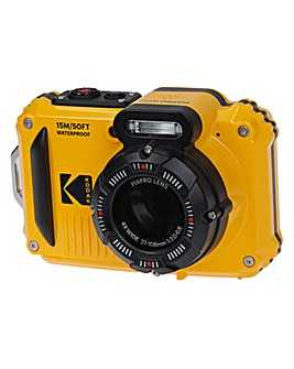 Kodak PIXPRO WPZ2 Yellow Rugged Camera
