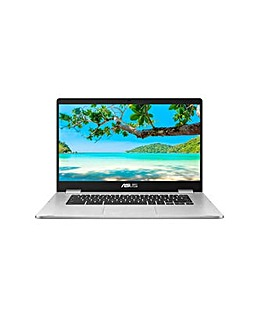 "Asus 15"" Chromebook Intel 4GB 64GB"