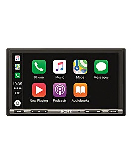 Sony XAVAX3005DB Car Stereo 6.95inch Apple CarPlay, Android Auto DAB Receiver