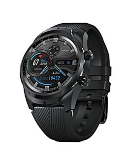 TicWatch Pro 4G Smartwatch | Wear OS by Google, compatible with iPhone, Android